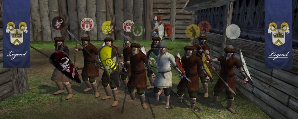 Legends of Warband Index du Forum