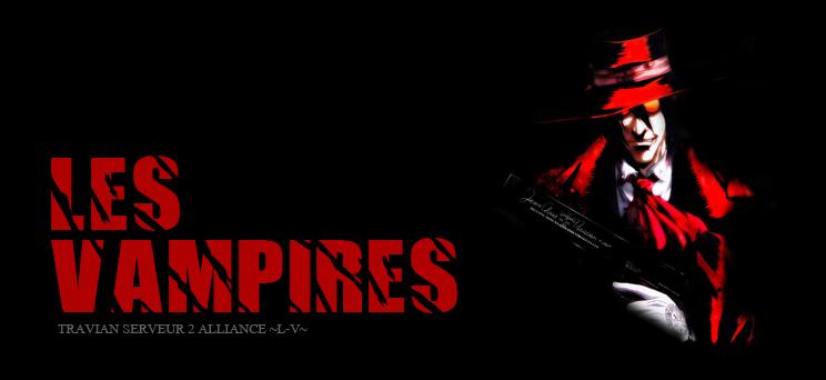 Alliance ~L-V~ : les vampires Index du Forum