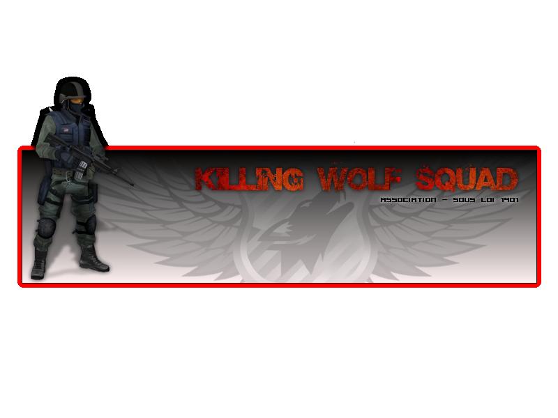 forum des Killing Wolf Squad Index du Forum