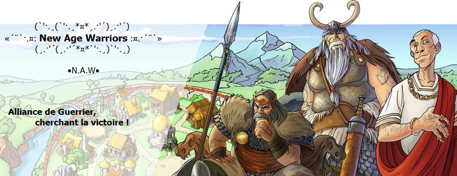 new age warriors Index du Forum