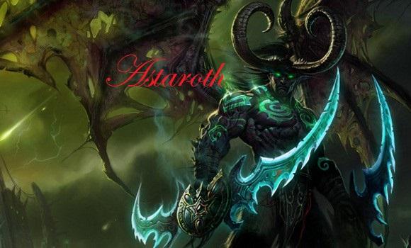 Astaroth Index du Forum