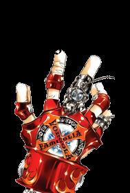Ces X.Gloves sont réserver au boss Vongola