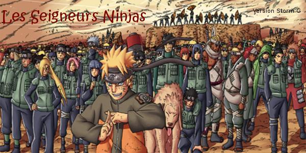 les seigneurs ninjas Index du Forum