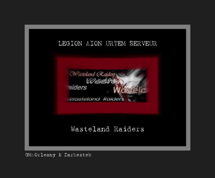 aion wasteland raiders Index du Forum