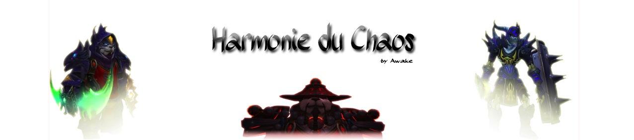 Bienvenue sur le site de la Guilde Harmonie du chaos. Index du Forum