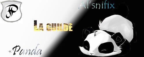 la guilde panda Index du Forum