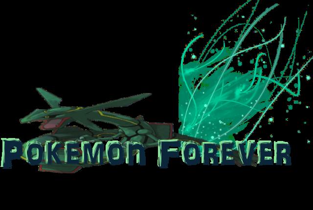 pokemon forever Index du Forum