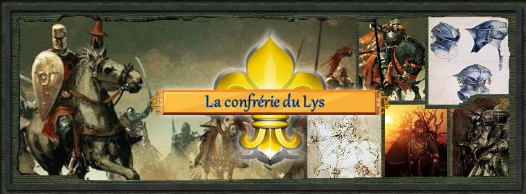 La Confrérie du Lys Index du Forum