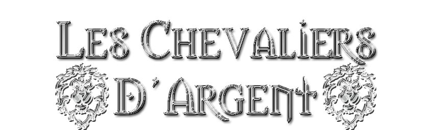 Les chevaliers d'argent Index du Forum
