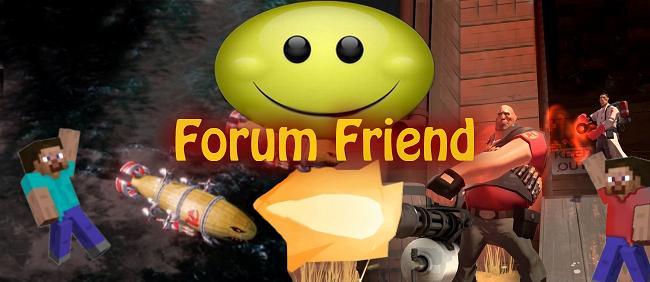 Friend Index du Forum