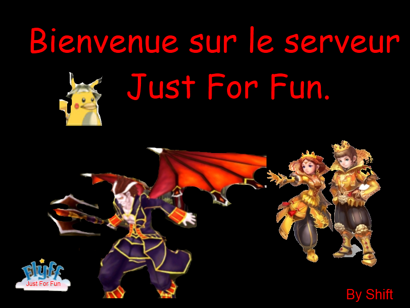 Just For Fun Index du Forum